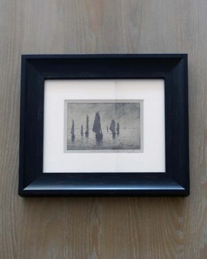 2018-345-guerard-small-boats-etching