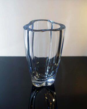 2018-379-signed-Strombergshyttan-sweden-crystal-vase