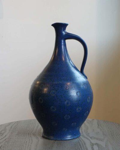 2018-396-Large-Wilhelm-Kagel-Keramik-West-German-Vase