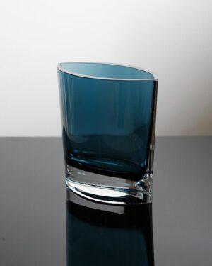 2018-420-blue-handmade-vintage-convex-vase