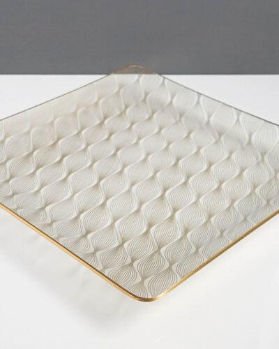 benelux-flamingo-gold-platter