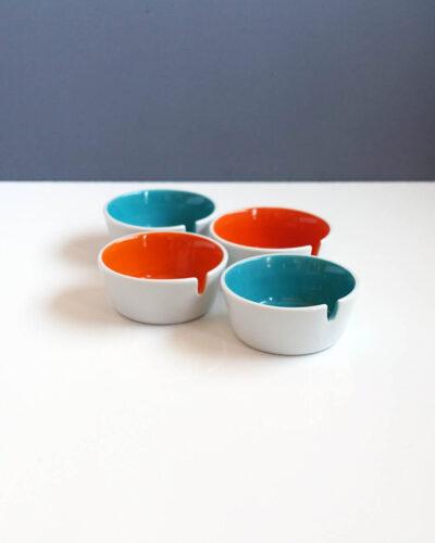 midcentury-ashtray-dish-set