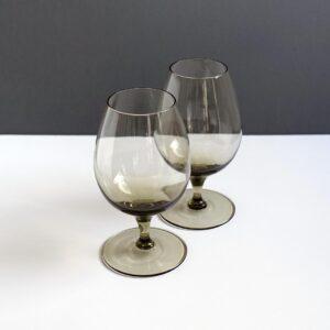 west-german-crystal-gray-goblets