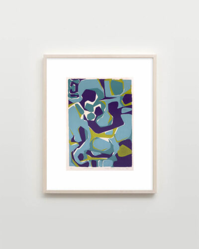 susan-orlie-blue-abstract-mat-framed-bg