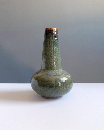 Bulbous-Vase-Long-Conical-Neck