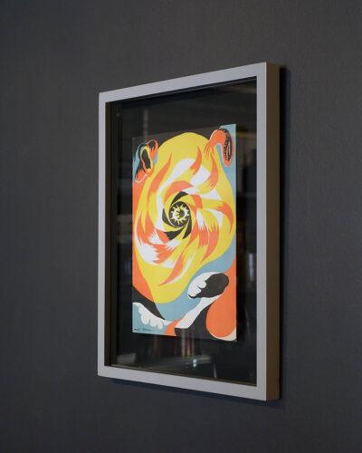 André Masson The Sun 1938 Lithograph-1