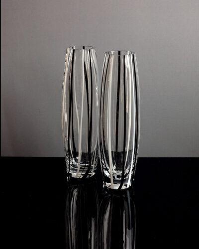 caned-black-white-pair-vases