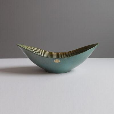 upsala-ekeby-centerpiece-console-bowl