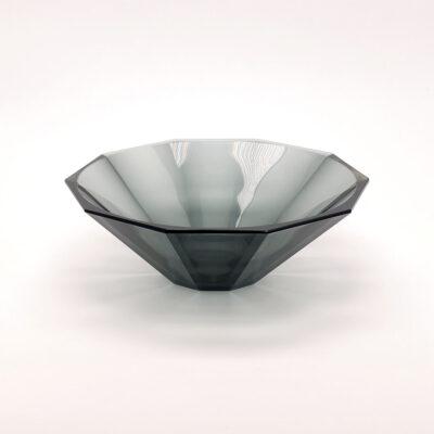 karhula-Rikhard-Jungell-style-gray-glass-fruit-bowl