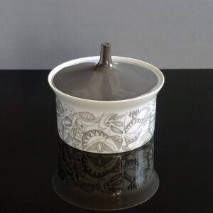 Cuno Fischer Rosenthal Sugar Bowl