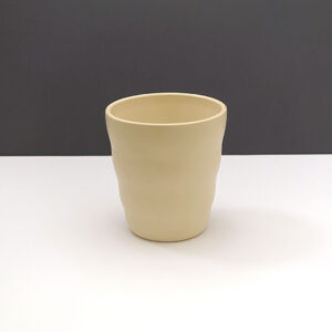 ribbed-ivory-german-earthenware-planter-vase