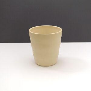 ribbed-ivory-german-earthenware-planter-vase
