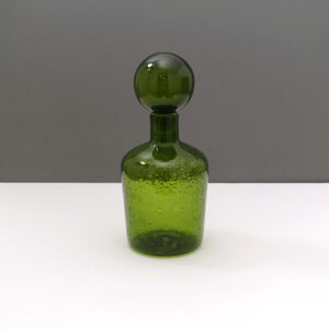 green-medium-ball-stopper-decanter