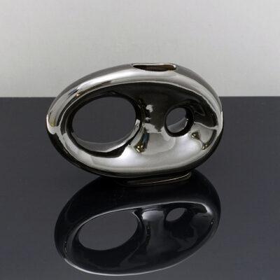 small-ikebana-black-glossy-vase