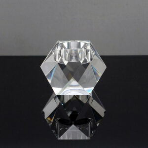 rosenthal-diamond-cut-crystal-votive-holder