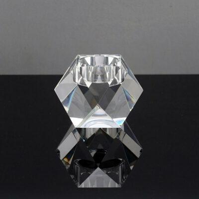 rosenthal-diamond-cut-crystal-votive-holder