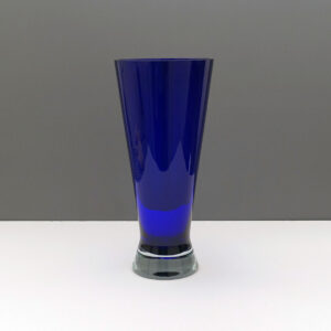 tall-cobalt-blue-flared-crystal-vase