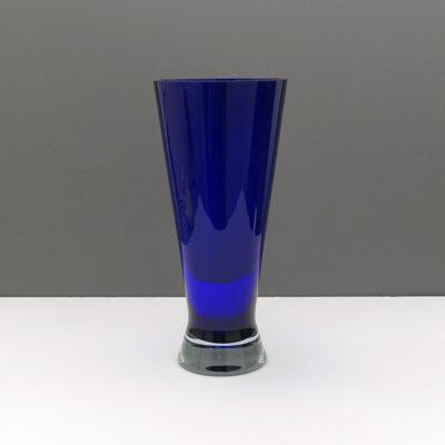 tall-cobalt-blue-flared-crystal-vase