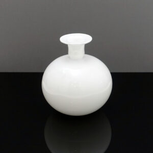 white-cased-glass-ball-vase