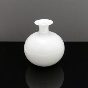white-cased-glass-ball-vase