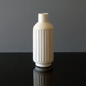sgraffito-striped-earthenware-chimney-vase