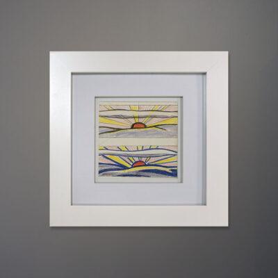 lichtenstein-sunsets-sketch