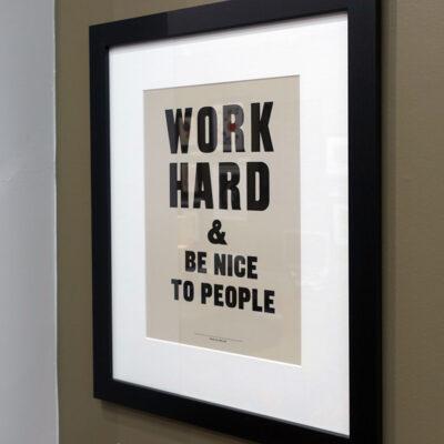 work-hard-be-nice-black-frame
