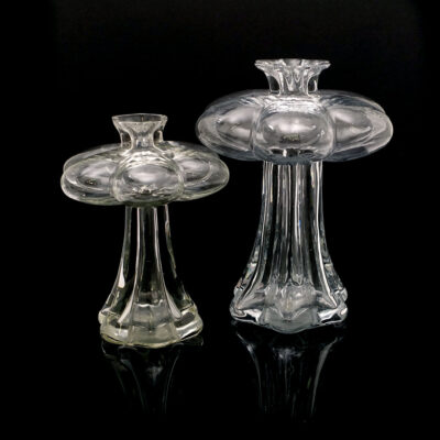 Two-Candle-holders-Paivankukka-Helena-Tynell-Finland
