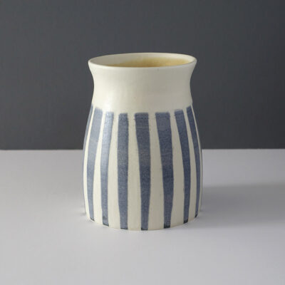 larger-gray-striped-studio-pottery-vessel