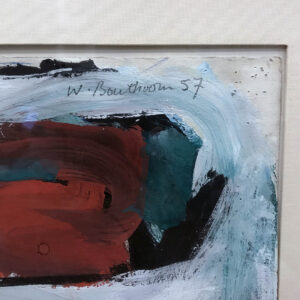 willy-leo-bouthoorn-abstract-work-on-paper-1957-sig