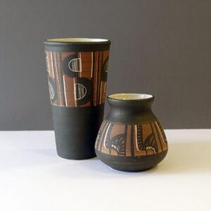 lapid-israel-hand-painted-pair