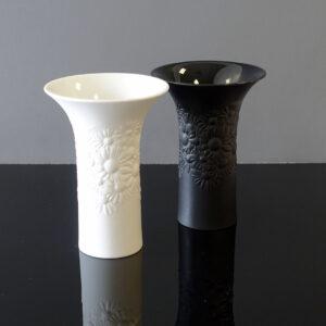 rosenthal-porcelain-daisy-vase-pair