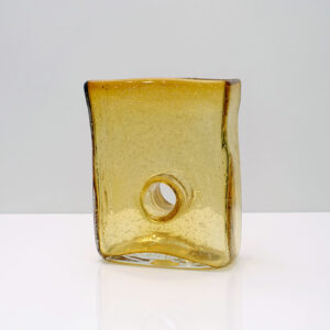 rectangular-pierced-seeded-blown-glass-vase