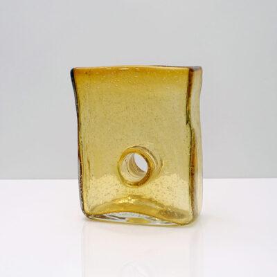 rectangular-pierced-seeded-blown-glass-vase