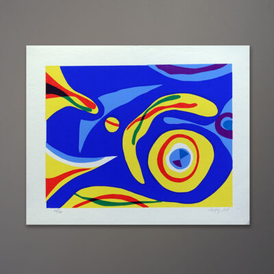 1970s-godfrey-leed-abstract-silkscreen-print-16x20