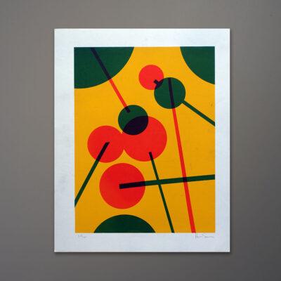 1970s-henri-sommes-abstract-silkscreen-print-16x20