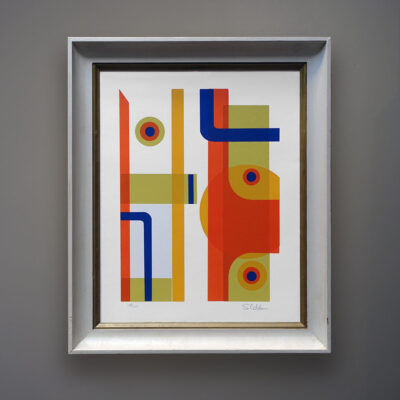 1970s-s-caldum-abstract-silkscreen-16x20-vintage-frame
