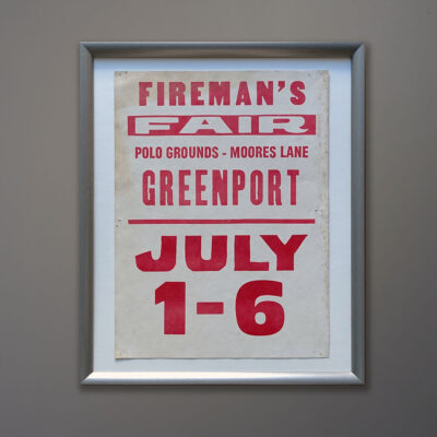fireman's-fair-greenport-vernacular-poster-frame