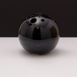 michael-lax-bowling-bowl-black-gloss-ceramic-vase