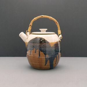 monumental-lapid-israel-splatter-glaze-teapot