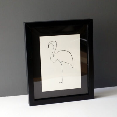 picasso-flamingo-drawing-facsimile