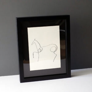 picasso-horse-drawing-facsimile