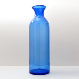 extra-tall-blenko-blue-floor-vase