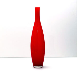 tall-slender-teardrop-red-cased-glass-vase