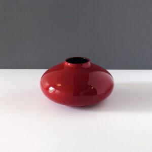 amano-sang-de-boeuf-low-wide-vase