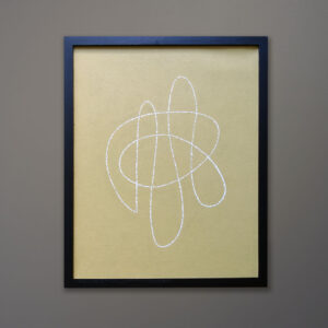 aron-fasano-abstract-painting-black-frame