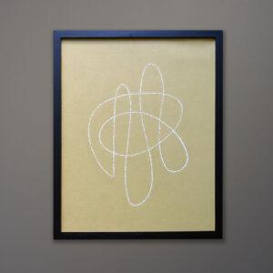 aron-fasano-abstract-painting-black-frame