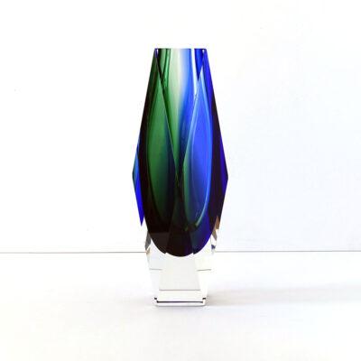 murano-xxl-green-blue-sommerso-block-vase