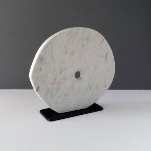 mike-mcclellan-white-carrera-abstract-sculpture