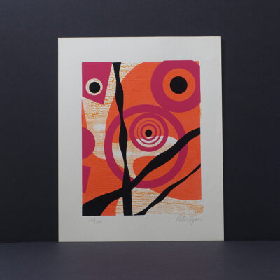 mid-century-modern-abstract-silkscreen-print-egan-14x17